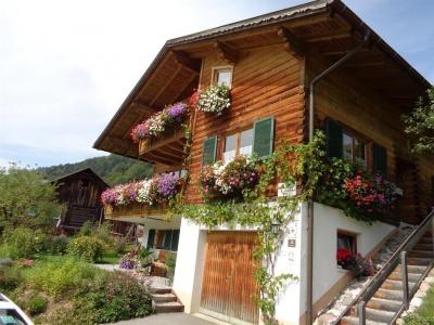 Lass Blumen sprechen - Haus Bergblick