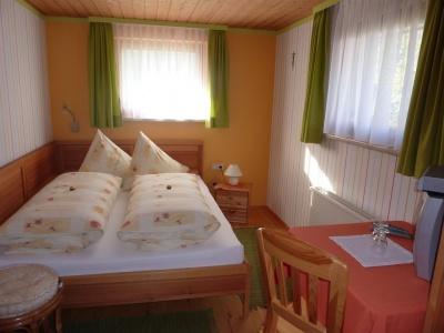 Einzelzimmer Glattmar-als kleines Doppelzimmer