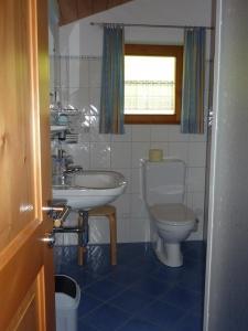 Dusche zu Zimmer Breithorn