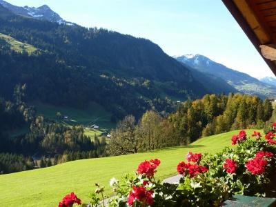 wunderschöner Blick vom Balkon