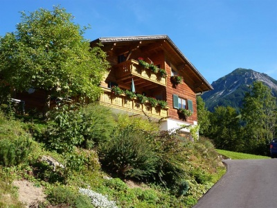 Haus Bergblick mit Blasenka