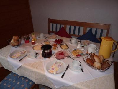 Genießerfrühstück
